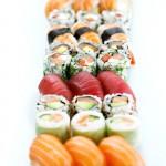 Sushi Combo Platter